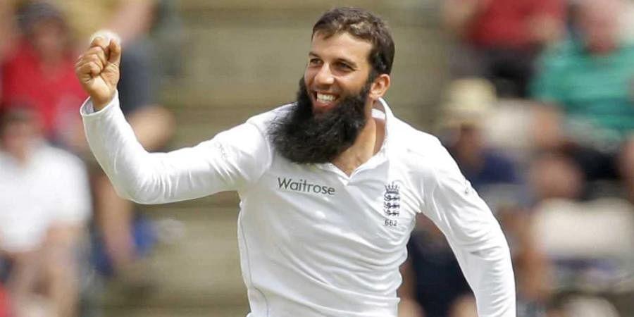England cricketer Moeen Ali (Photo   AP)