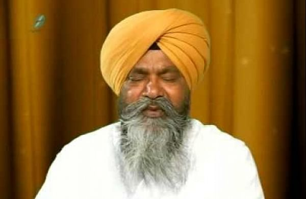 Padma Shri awardee Gurbani' exponent Nirmal Singh dies after testing positive for Covid-19