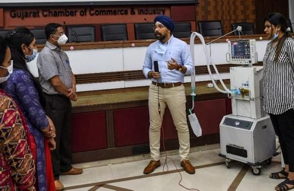 COVID-19: US cheers Indian engineers for making low-cost ventilators