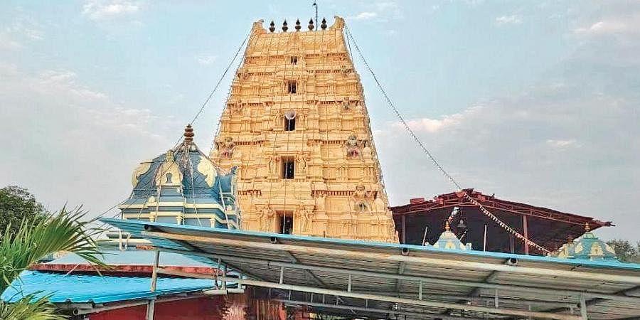 Sri Sita Ramachandraswamy temple in Bhadrachalam
