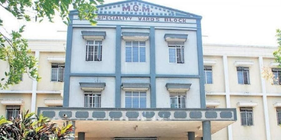 MGM Hospital in Warangal