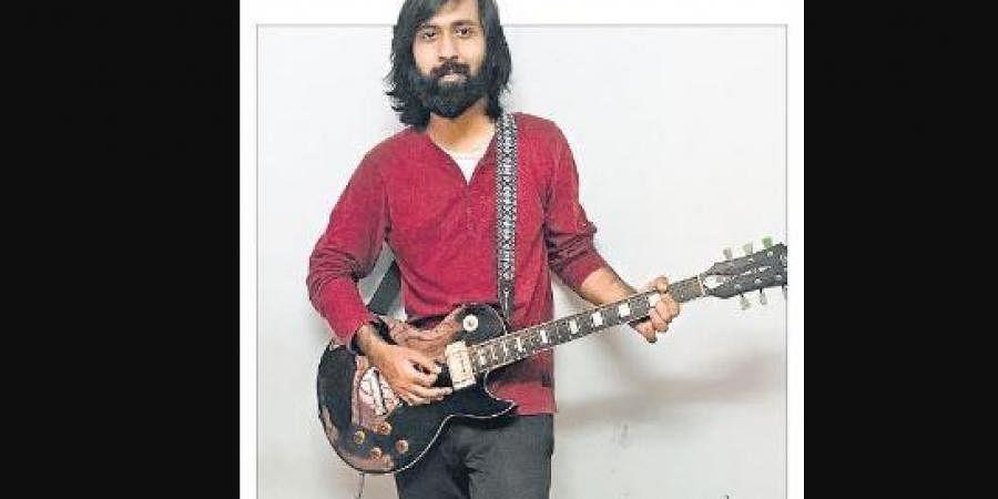 Bengaluru stand-up comedian Harshith Hegde
