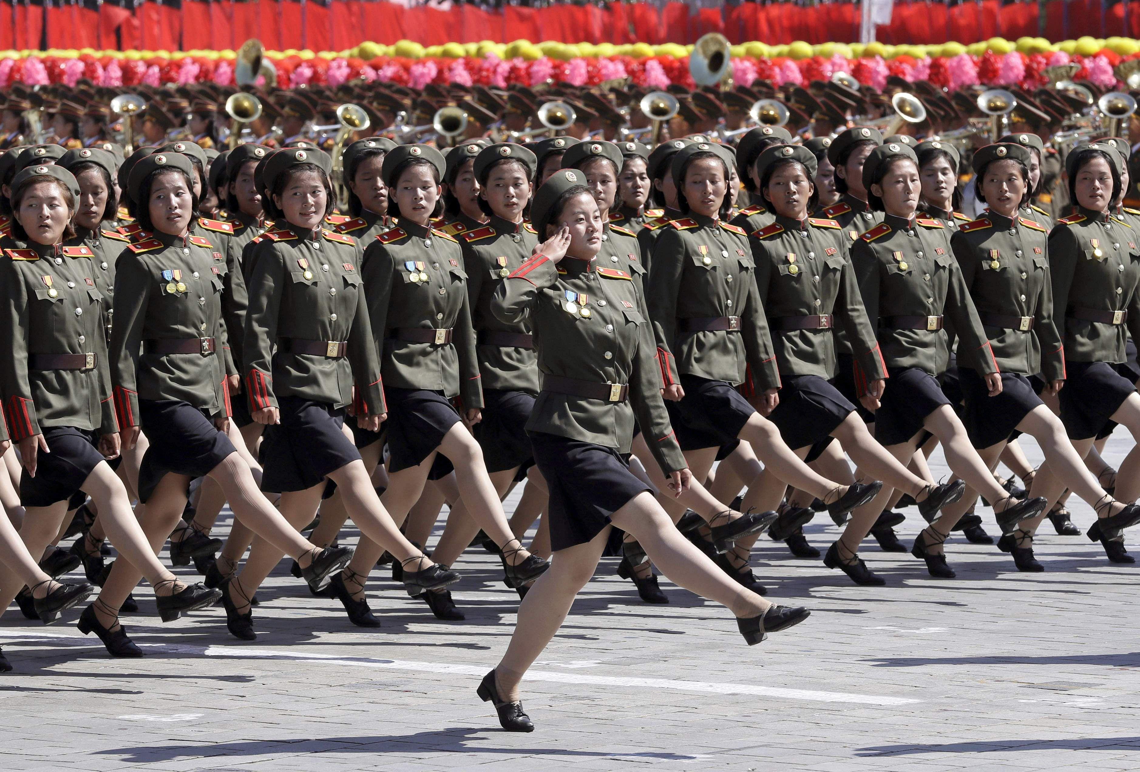 Only in Kim Jong Un's North Korea: 10 unbelievable laws ...