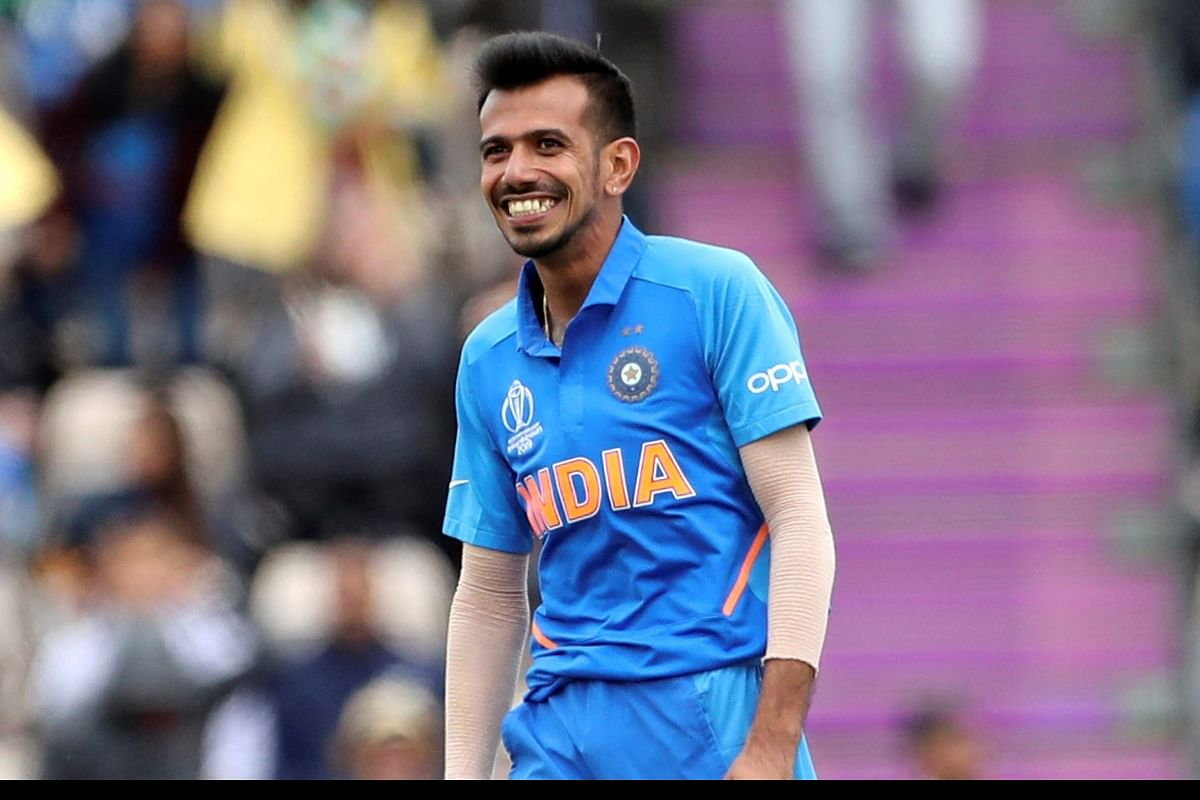 Will be very happy even if I play one Test for India, says Yuzvendra Chahal-  The New Indian Express
