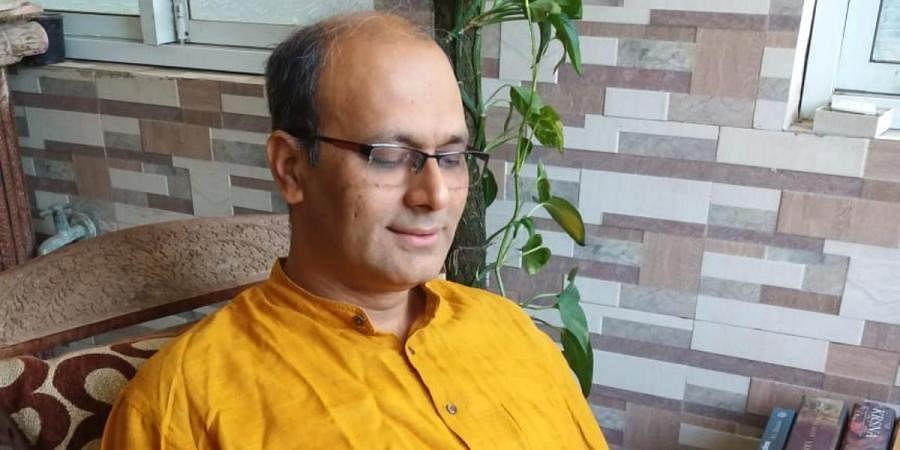 Etymologist and author Dr Birbal Jha
