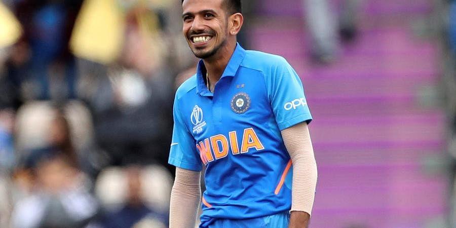 Indian wrist-spinner Yuzvendra Chahal (Photo   AP)