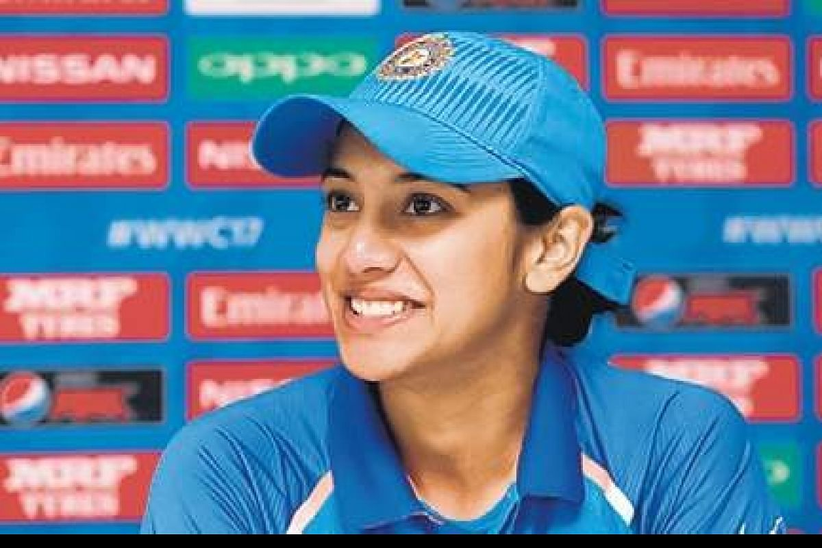 Smriti Mandhana interview | COVID-19 lockdown and Double Trouble days- The New Indian Express
