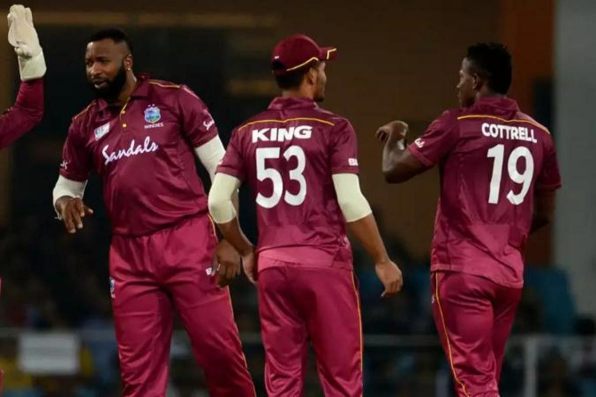 Touring West Indies contingent clears second COVID test in New Zealand, to undergo final test next w- The New Indian Express