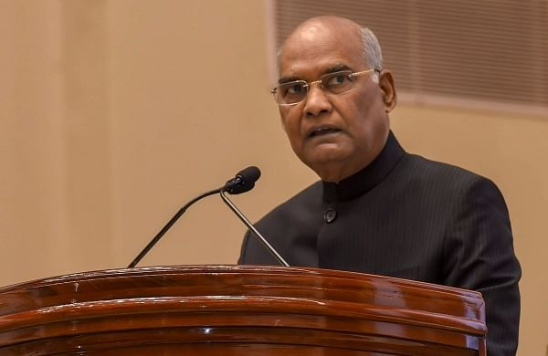 Foundation laying of Ram Temple defines India's spirit of social harmony: Prez Kovind