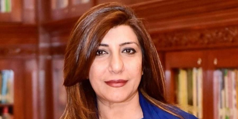 Pakistan Foreign Office Spokesperson Aisha Farooqui