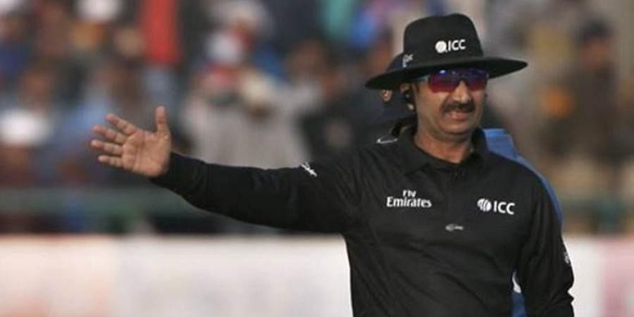 ICC International Panel umpire Anil Chaudhary