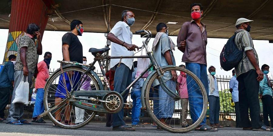 Lockdown, Bengaluru