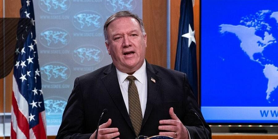 US Secretary of State Mike Pompeo (Photo   AP)