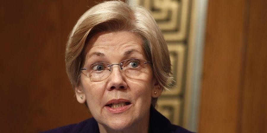 Massachusetts Senator Elizabeth Warren (File Photo | AP)