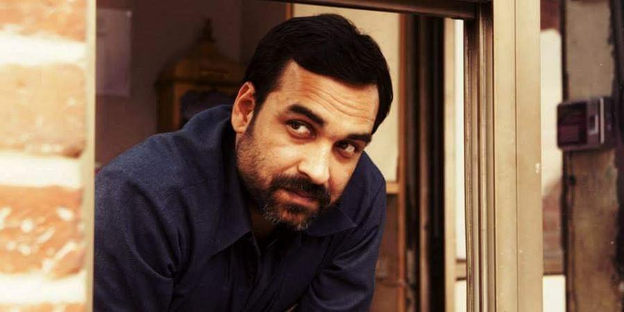 National Award-winning actor Pankaj Tripathi