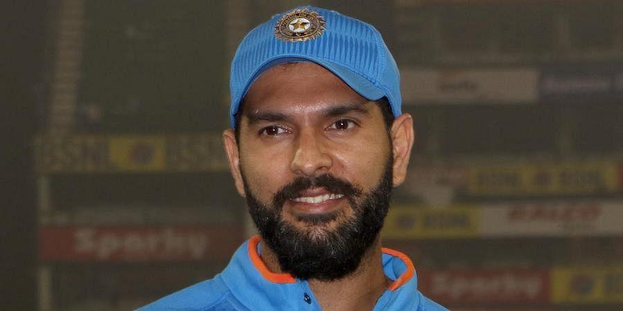 Former India cricketer Yuvraj Singh