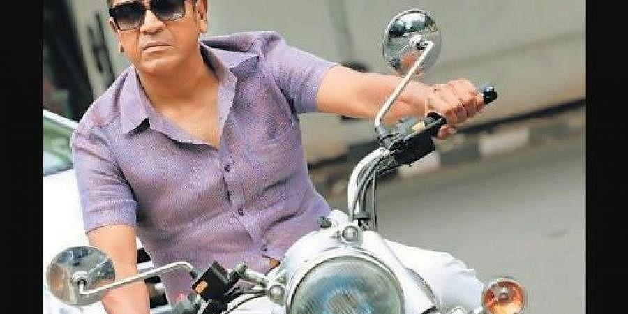 Actor Shivarajkumar