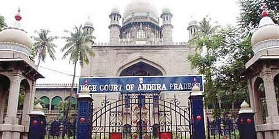 Andhra Pradesh High Court (Photo | EPS)