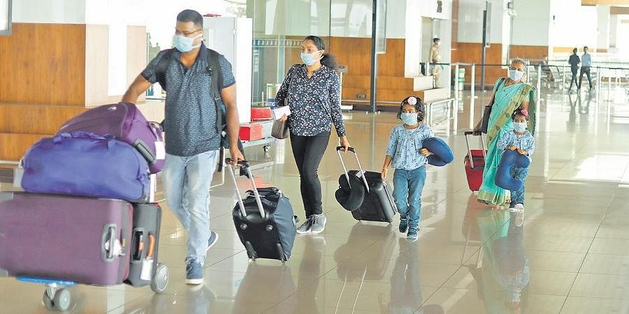 Kerala is likely to witness a counter-migration soon, with 2.5 lakh to 3 lakh Malayalis returning home jobless from West Asia alone by September owing to the Covid-19, said migration expert S Irudaya Rajan.