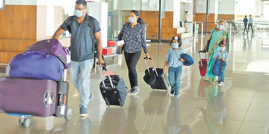 The returnees will require to undergo a 14-day home quarantine | Express file pic