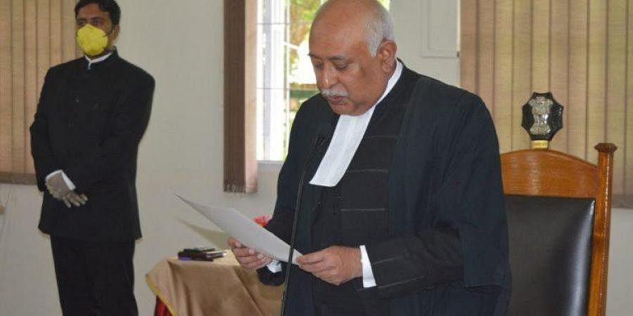 Justice Biswanath Somadder. (Photo| EPS)