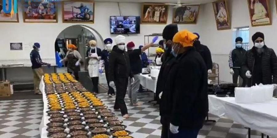 Several Sikh volunteers from the East, West Coast and the Mid West of the United States are ready with an infrastructure to help agencies across the country. They are geared with free food, shelter at Gurudwara's and even delivering essentials and medicines for the homeless and needy.