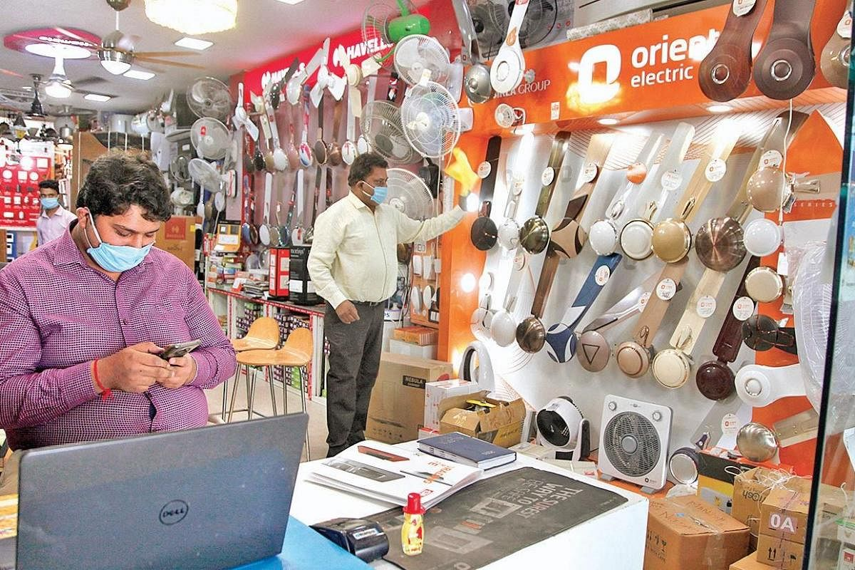 Lockdown Uttar Pradesh Allows Reopening Of Some Shops Selling Non Essential Goods In Rural Areas The New Indian Express