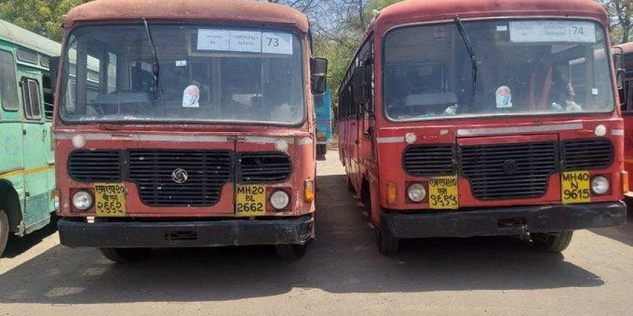 maharashtra buses