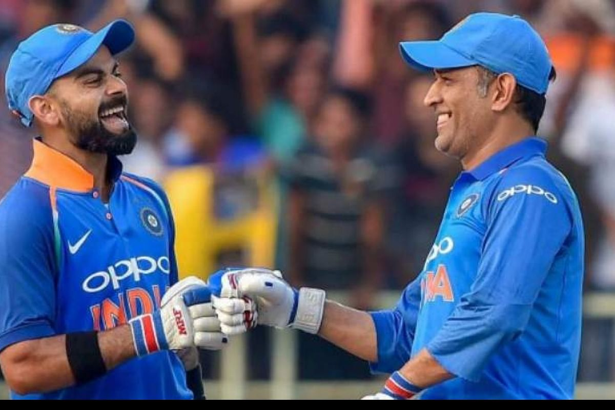 Virat Kohli Reveals Story Behind Nickname Chiku And How Ms Dhoni Made It Famous The New Indian Express