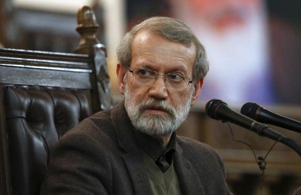 Iran parliament speakerAli Larijani tests positive for coronavirus