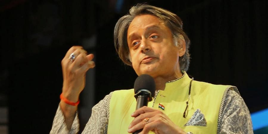 Kerala Congress MP Shashi Tharoor