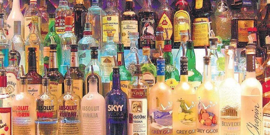 Liquor, Drinking, Alcohol, Whiskey