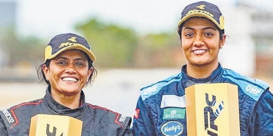 Deepti and Shivani Pruthvi