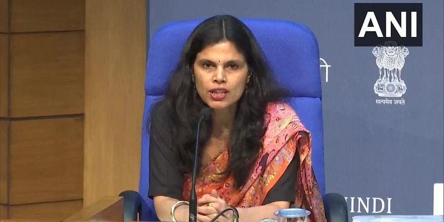 Joint Secretary (Home Affairs) Punya Salila Srivastava