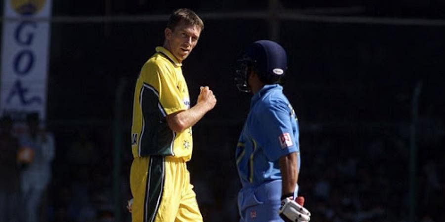 Glenn McGrath, who scalped 563 and 381 wickets in Test Matches and ODIs, got Sachin Tendulkar out 13 times in international cricket.