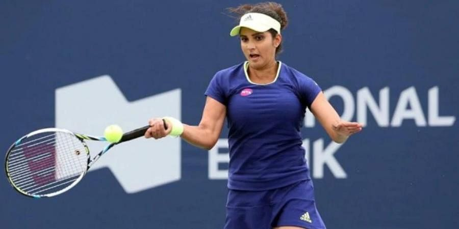 Former WTA doubles world number one Sania Mirza
