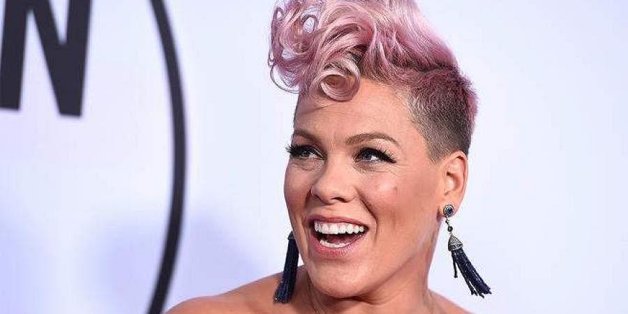 Singer Pink