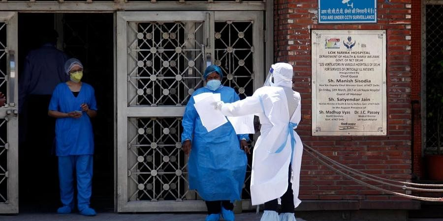 Coronavirus, Delhi
