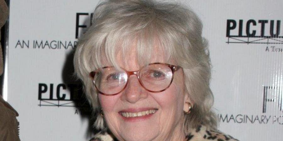 Actor, author Patricia Bosworth