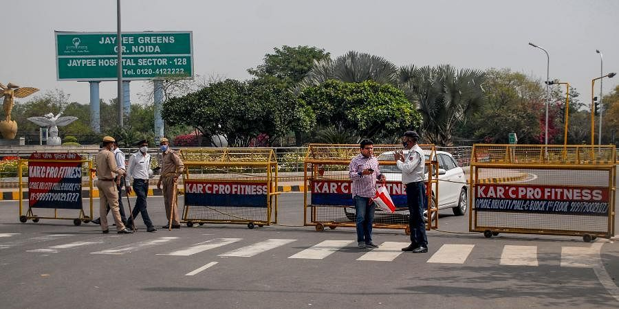 All gatherings, including political, social and religious, protest rallies and sports events will remain banned across Noida and Greater Noida during the lockdown period.
