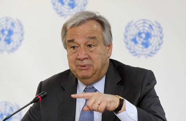 'Global surge in domestic violence': UN chief Antonio Guterres amid coronavirus lockdown worldwide