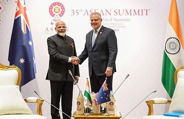 India-Aus ties have always been close: PM Modi on virtual summit