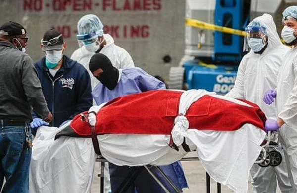 COVID-19: US coronavirus death toll crosses 9500-mark with over 1,200 fatalities in last 24 hours