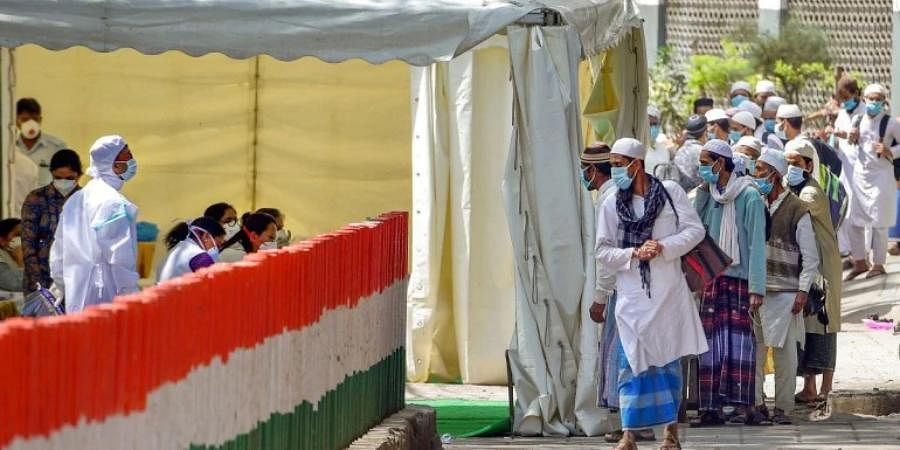 The ministry's updated data came a day after it said the rate of doubling of COVID-19 cases in India accelerated to 4.1 days from the perviously estimated 7.4 days due to the Jamaat event held in Nizamuddin West last month.