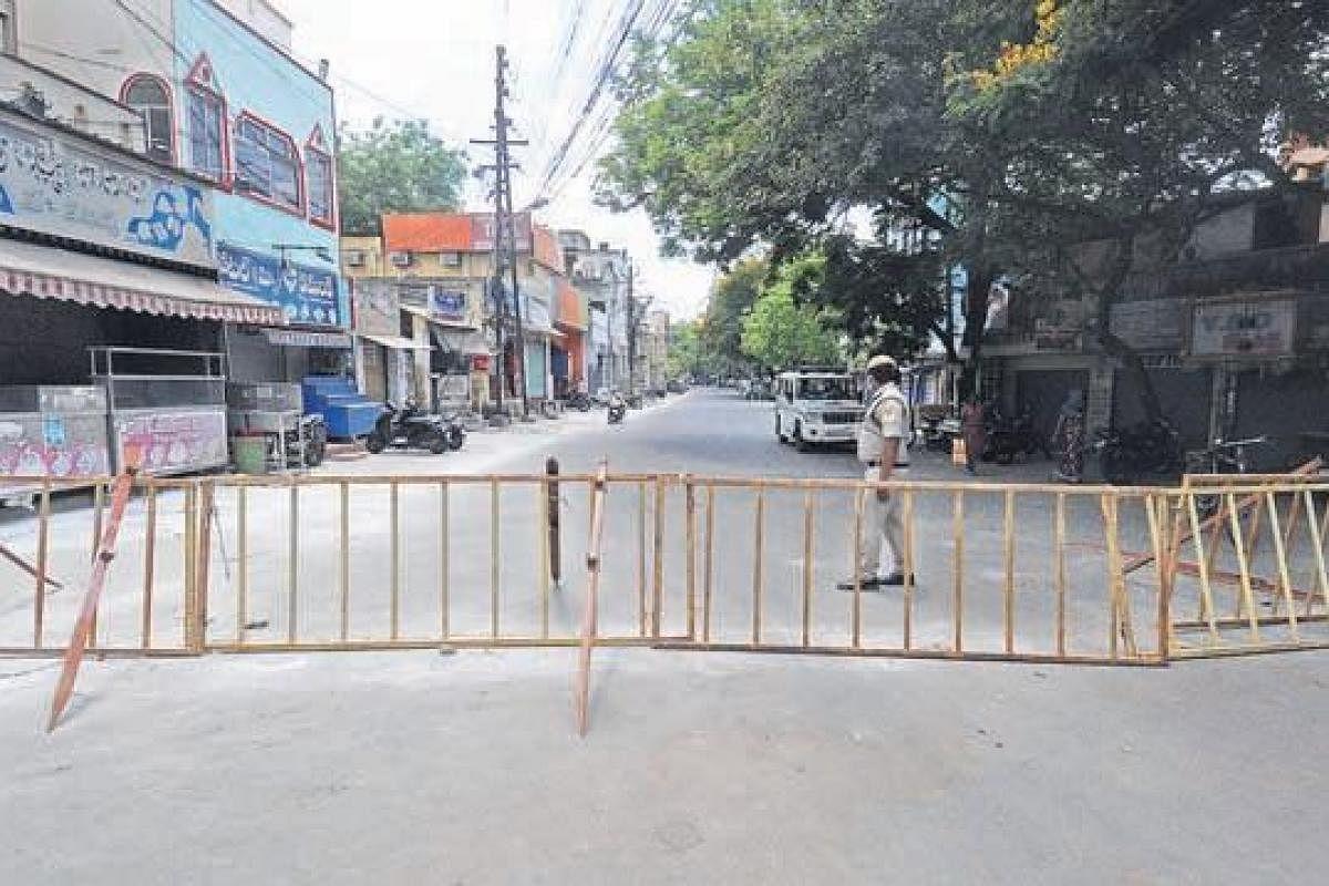 Breaking: బెజవాడ మొత్తం బంద్-Krishna Collector Announces Total LockDown In Vijayawada