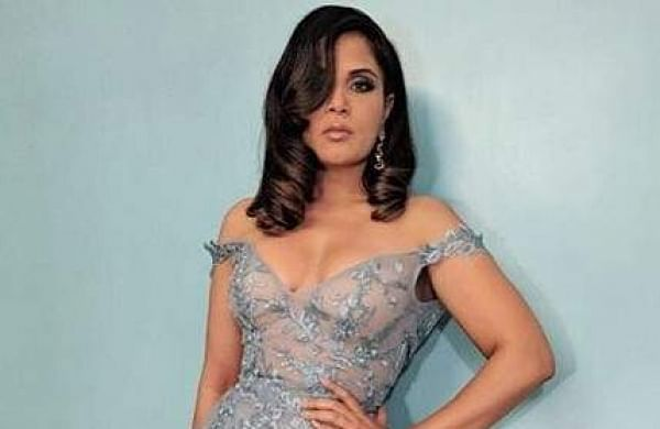 Richa Chadha spreads lockdown cheer with satirical series