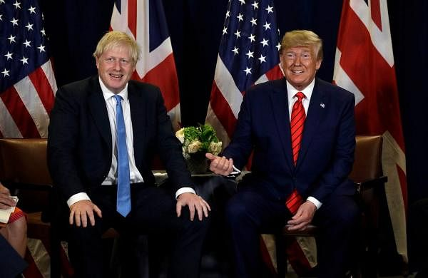 COVID-19: Donald Trump offers 'help' to treat his ailing ICU-admitted 'good friend' Boris Johnson