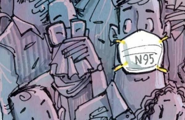 Stock of N-95 masks seized in Mumbai; two held