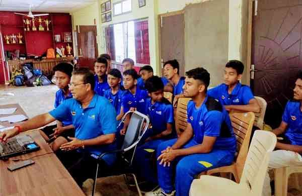 MS Dhoni Cricket Academy offers live classes on Facebook amid COVID-19 lockdown