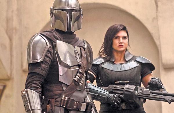 'The Mandalorian' review: Star wars reborn from the ashes